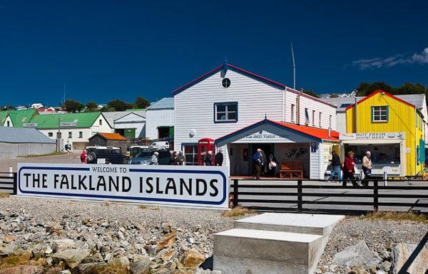 Добро пожаловать на Фолклендские острова! / Фото с Фолклендских островов