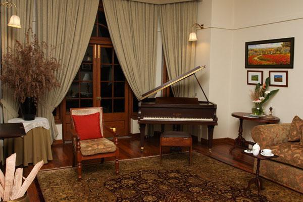 Дом чайного плантатора переоборудован в отель, Нувара-Элия / Фото со Шри-Ланки