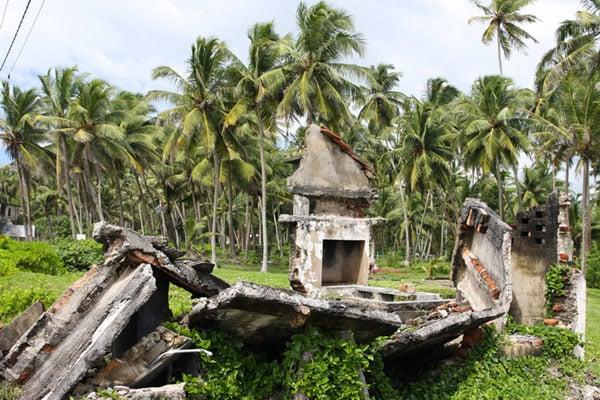Зона цунами, Шри-Ланка / Фото со Шри-Ланки