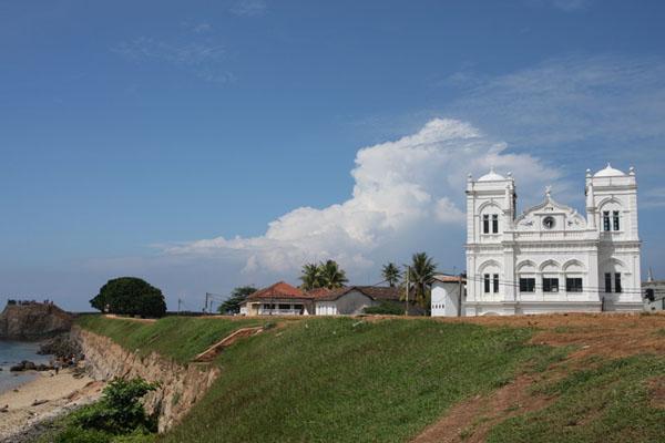 Колониальный особняк, Галле / Фото со Шри-Ланки