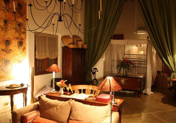 Dutch House - образец колониального особняка / Фото со Шри-Ланки