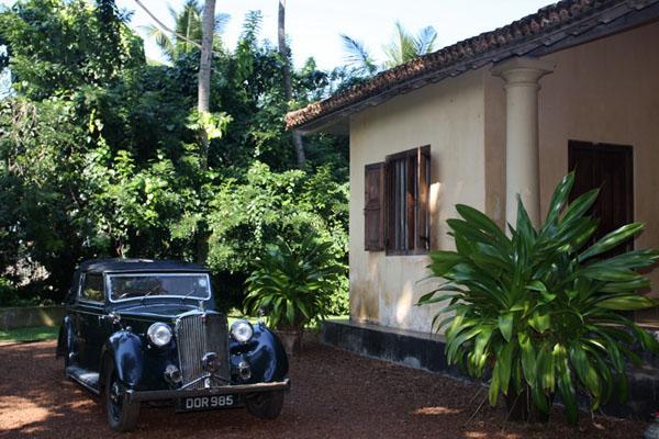 Отель Dutch House в Галле, Шри-Ланка / Фото со Шри-Ланки