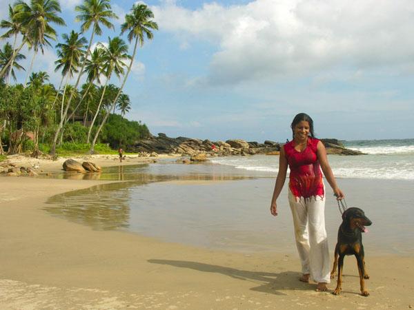 Дикий пляж, Тангалла / Фото со Шри-Ланки