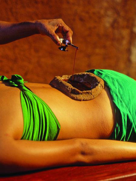 Аюрведический массаж и прочие приятные процедуры на Шри-Ланке / Фото со Шри-Ланки
