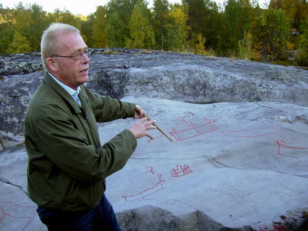 Ученые до сих пор раскрыли не все тайны петроглифов, Алта / Фото из Норвегии