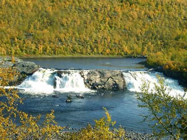 Норвегия - это в первую очередь сногсшибательная природа / Фото из Норвегии
