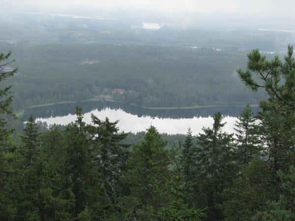 Кайну - край лесов и озер на востоке Финляндии / Фото из Финляндии