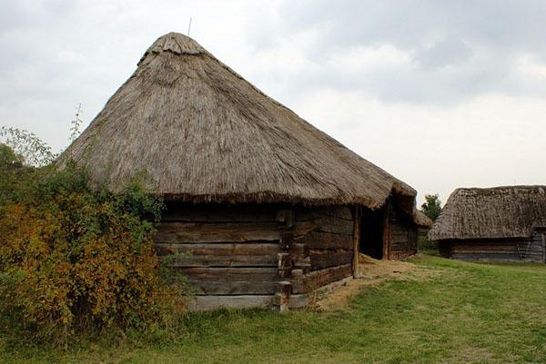 Skanzen - этнографический музей под открытым небом, Венгрия / Фото из Венгрии
