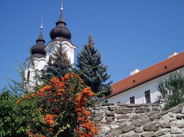 Старейший католический монастырь в Венгрии, Тихань / Фото из Венгрии