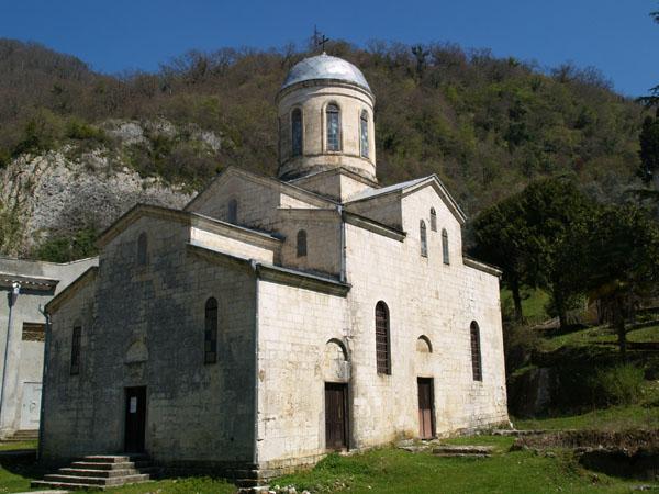 Храм апостола Симона Кананита / Фото из Абхазии