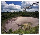 Обсерватория Аресибо, радиотелескоп / Пуэрто-Рико