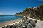 Городская стена La Muralla / Пуэрто-Рико