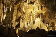 Внутри пещеры / Германия