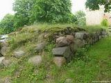 Холм, где стоял замок / Литва