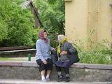Обычные трокайские бабушки / Литва