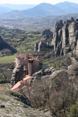 Монастырь / Греция
