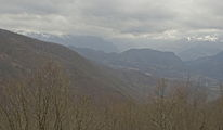 Дорога в горах / Сербия