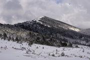 Зимний пейзаж в Доброселице / Сербия
