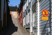 Старые улочки / Финляндия