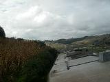 С крыши поезда / Эквадор