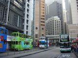 Городская улица / Гонконг - Сянган (КНР)