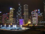 Ночной город / Гонконг - Сянган (КНР)