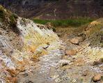 Термальная канава в кратере Таала / Филиппины