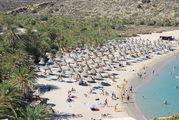 Пляж Вай / Греция