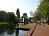 Широкие улицы с каналами / Нидерланды