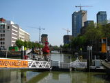 Город продолжает активно строиться / Нидерланды