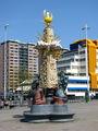 Памятник всему весёлому и современному / Нидерланды