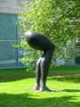 "Скульптура ""как сама жизнь"" / Нидерланды"