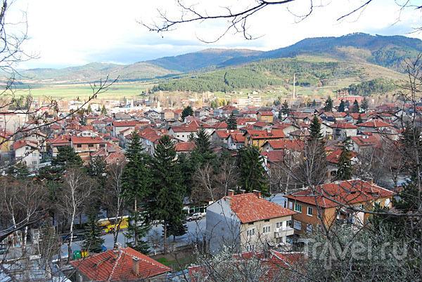Велинград - один из многих очаровательных и интересных бальнеологических курортов Болгарии / Фото из Болгарии