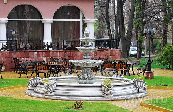 Кюстендил - живописный курорт с богатой историей, Болгария / Фото из Болгарии
