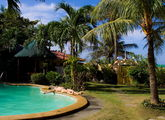 Alix Bayside Beach Resort, бассейн / Филиппины