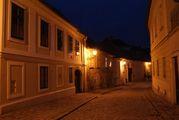 Улица в Старом городе / Словакия
