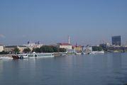 Набережная Дуная / Словакия