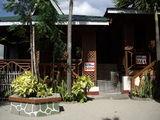 Greendoors Cotages - внутренний дворик / Филиппины