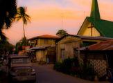 Улица Матабункая / Филиппины