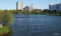 Современная часть города / Белоруссия