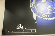 Реклама часов / Швейцария