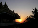 Закат / Мьянма