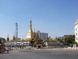 Ступа Суле / Мьянма