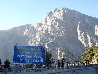 Национальный парк Самарья / Греция