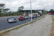 Въезд на платный участок / Венесуэла