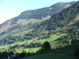 Характерный тирольский пейзаж / Австрия