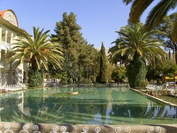 Ботанический сад / Иран