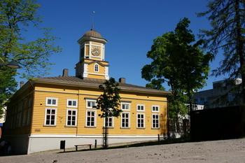 Старая православная церковь / Финляндия