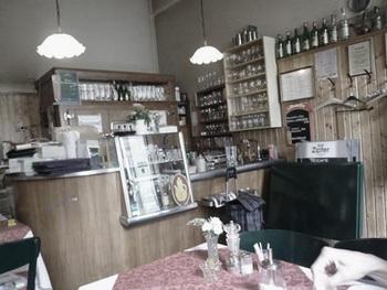 Интерьер кафе / Австрия