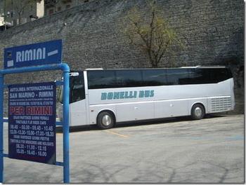 Автобус / Сан-Марино